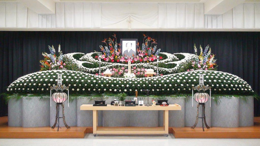 花祭壇3.5間